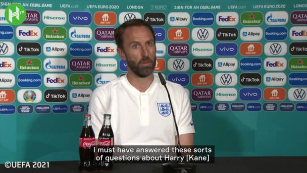 Gareth Southgate on Harry Kane criticism, Jadon Sancho situation
