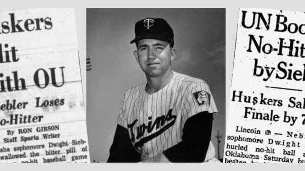 Dwight Siebler, Nebraska baseball