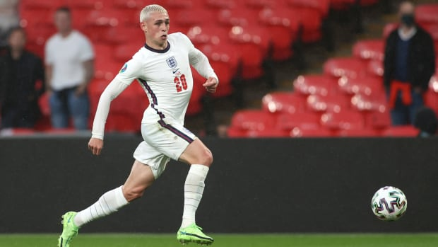 Phil Foden for England.