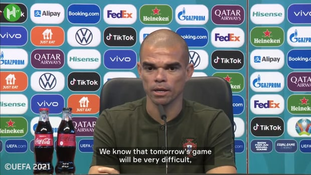 """Pepe: """"We only depend on ourselves to qualify"""""""