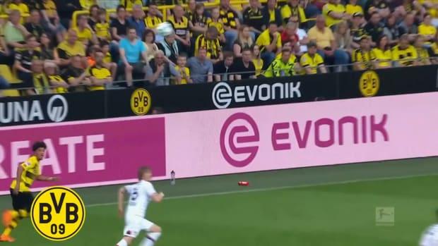 Jadon Sancho's best moments for Borussia Dortmund