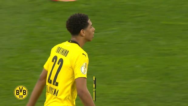 Borussia Dortmund's rising star: Jude Bellingham