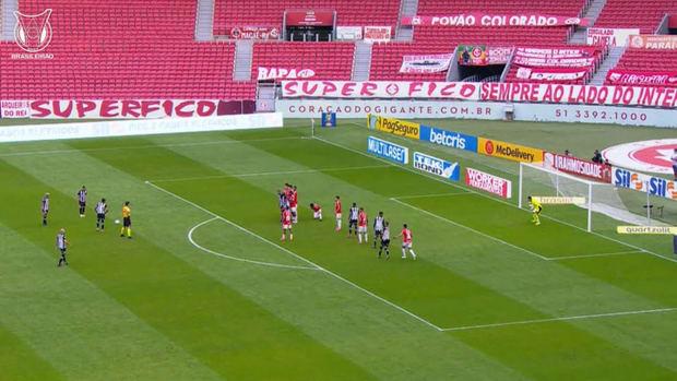 Top three goals of 2021 Brasileirão's Week 5