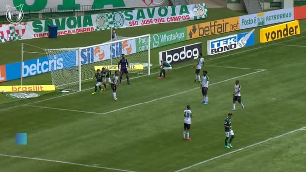 Willian lands MVP for Week 5 with a brace to secure Palmeiras win