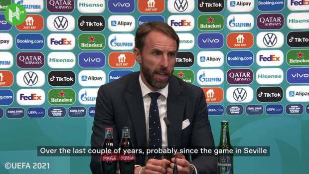 Southgate: England reaping benefits of fresher Sterling
