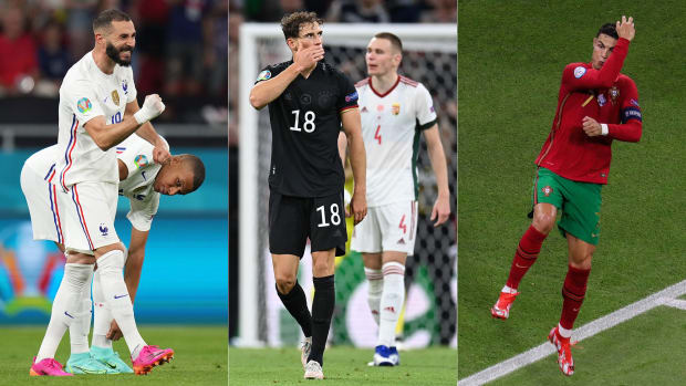 France, Germany and Portugal go through from the Euros' Group of Death