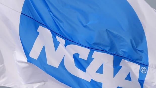 NCAA flag logo