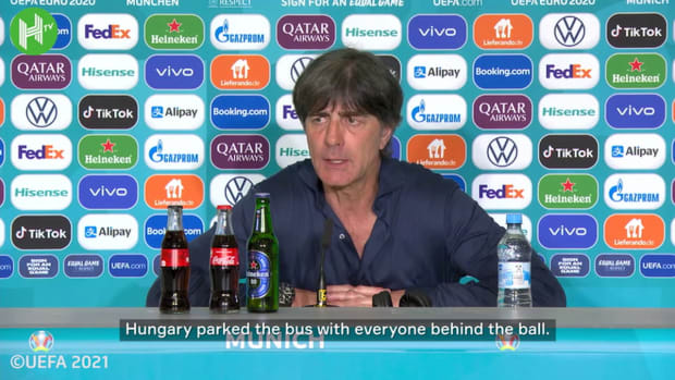 Joachim Löw expects 'open game' against England