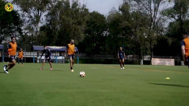 Club América begin their pre-season