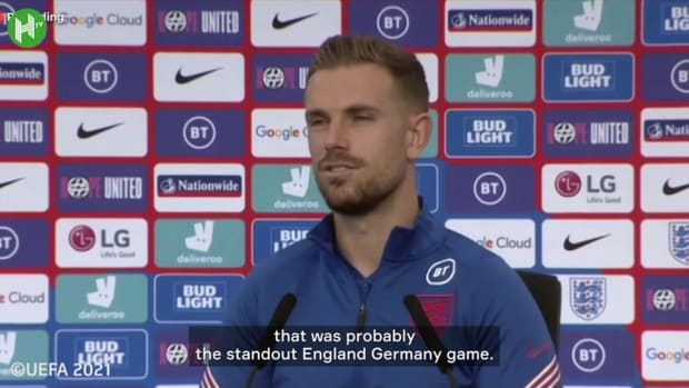 Henderson: Germany clash will be a special game