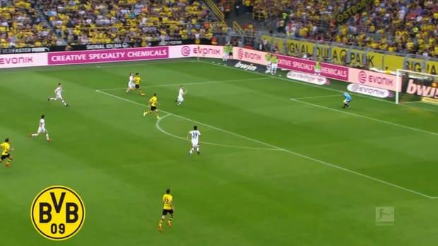 Dortmund's England connection: Sancho and Bellingham