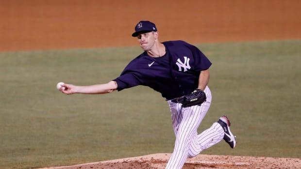 Yankees RP Darren O'Day