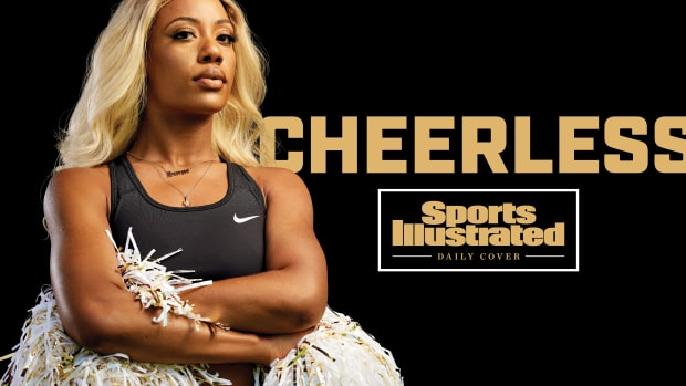 SI Daily Cover on the problem with cheerleading's fixes
