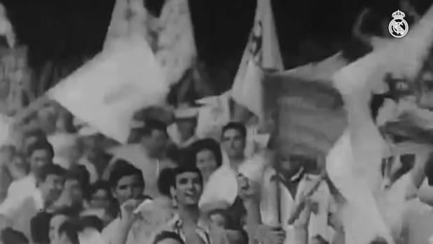 El Real Madrid ganó la 11ª Copa de España de fútbol en 1970