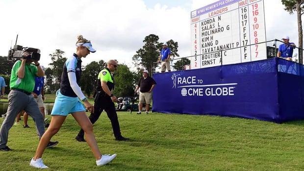 Nelly Korda, 2021 KPMG Women's PGA