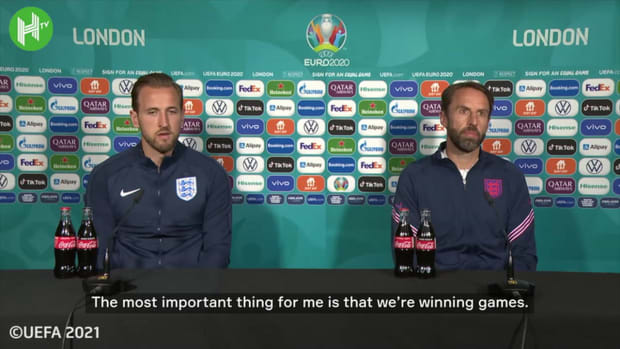 Kane focused on England victory not goal stats