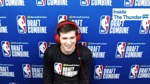 Austin Reaves | 2021 NBA Draft Combine Interview