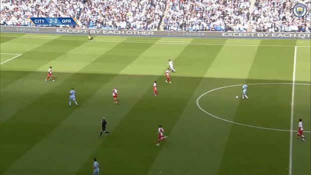 Incredible Goals: Sergio Aguero Vs QPR