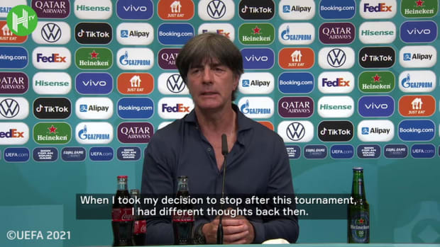 Joachim Low will take his time to decide on future