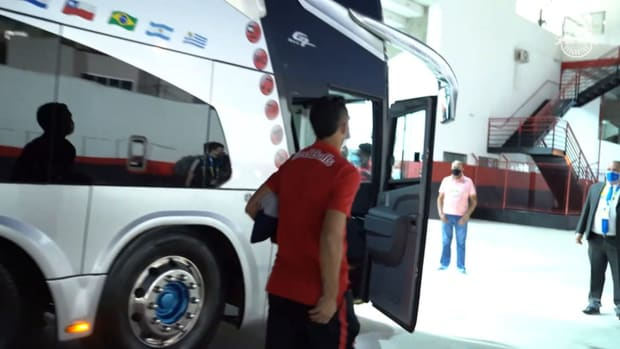 Behind the scenes of Red Bull Bragantino's victory against Atlético-GO