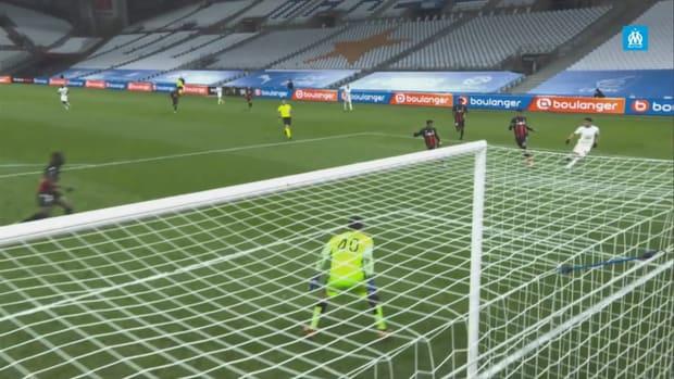 Olympique de Marseille's best assists in 2020-21