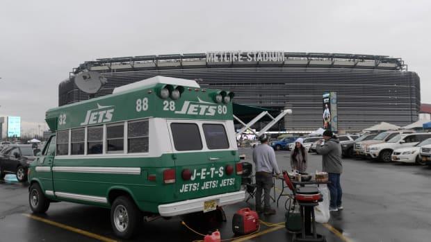 New York Jets MetLife Stadium