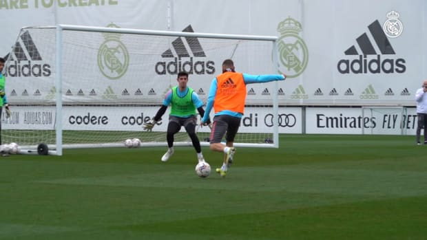 Three madridistas named in the Spanish team for the Olympic Games