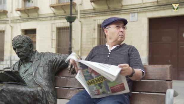 CD Leganés launch their new third kit: 'The heart of a city'