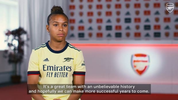 Nikita Parris: I'm delighted to join Arsenal