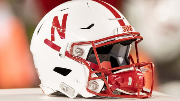 Nebraska Football Helmet