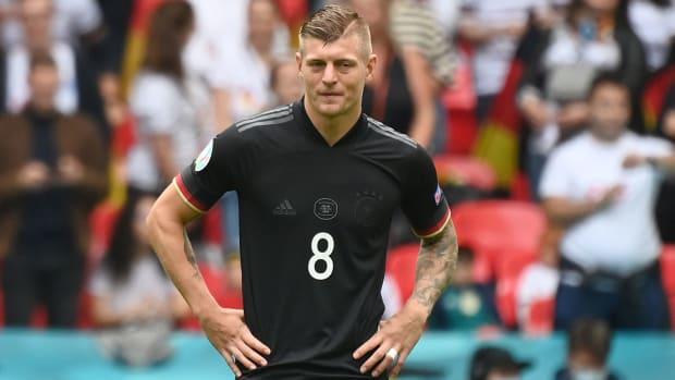 Toni Kroos Retires From International Football