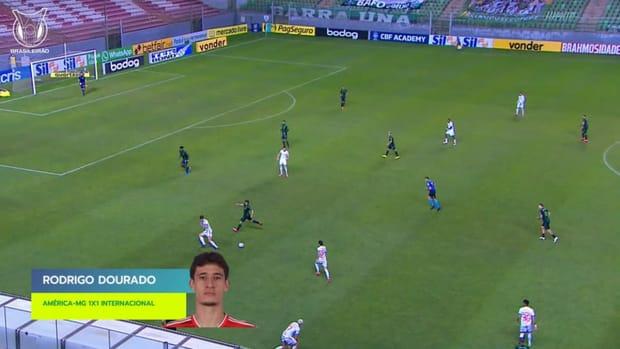 Top three goals of 2021 Brasileirão's Week 7