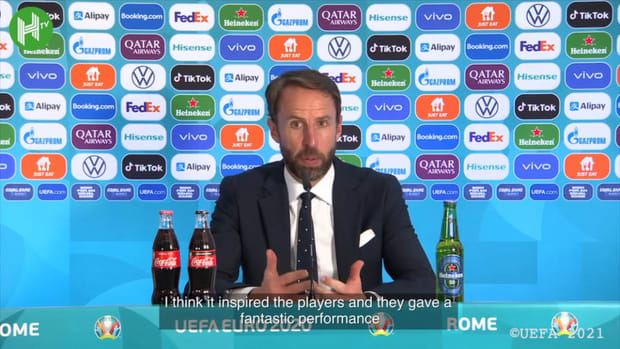 Southgate: 'These England nights bring everyone together'