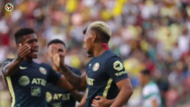 Pitchside: Roger Martínez's goal vs Santos