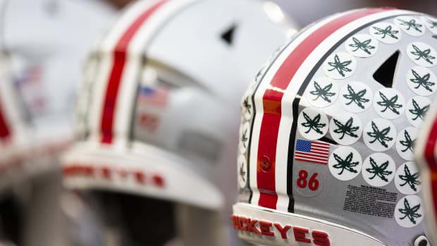 Ohio State Buckeyes Helmet