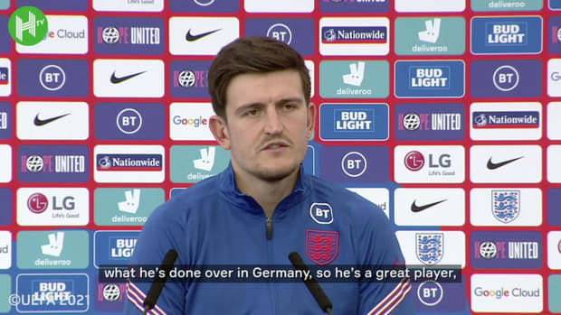 Maguire: Sancho is a top talent and his numbers speak for itself