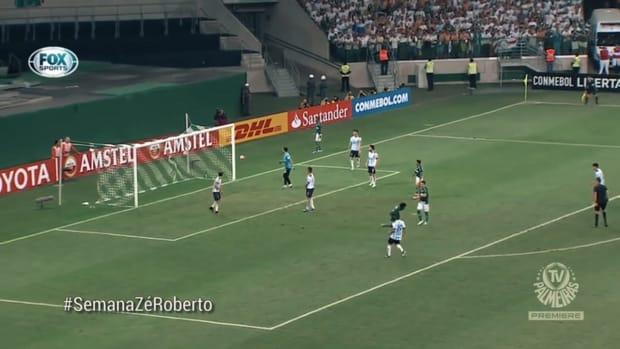 Zé Roberto's best Palmeiras moments