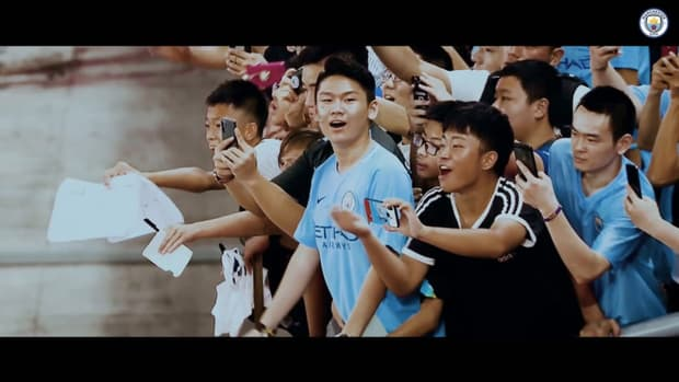 The story of Manchester City's scouting network: Rest of the world