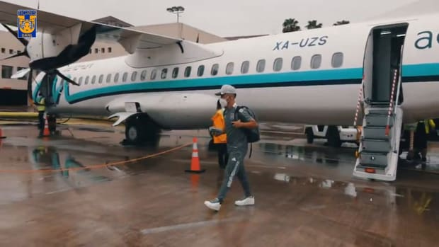 Tigres arrive in Texas for pre-season tour