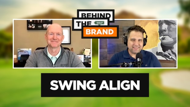 Swing Align Podcast cover