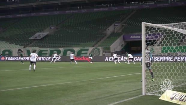 Palmeiras beat Grêmio in the tenth round of 2021 Brasileirão Série A