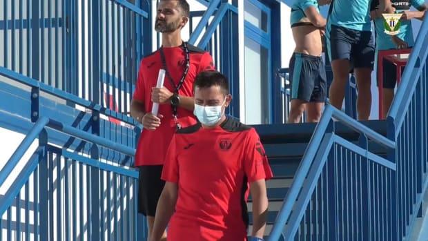 CD Leganés begin their pre-season