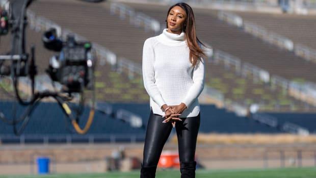 ESPN's Maria Taylor