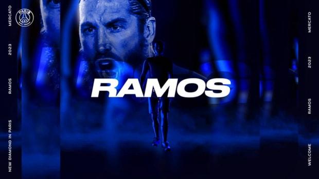 Sergio Ramos joins Paris Saint-Germain