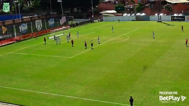 Atlético Nacional's pre-season friendly against Envigado