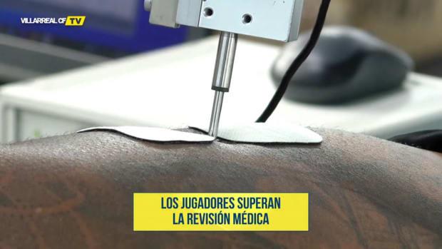 Villarreal players complete medical tests ahead of pre-season