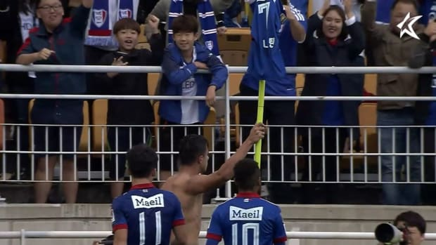 Jonathan's Goals From His First Spell in K League