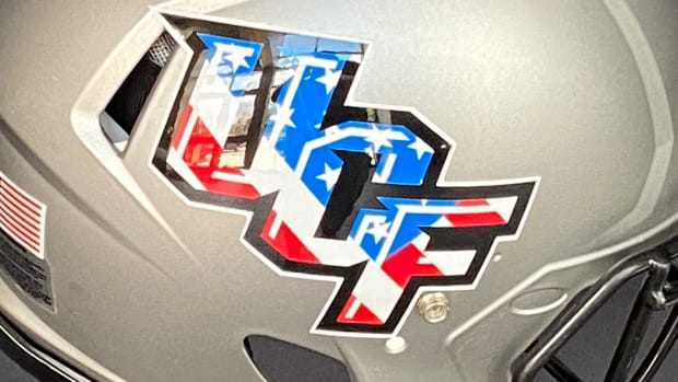 UCF Red, Whit & Blue