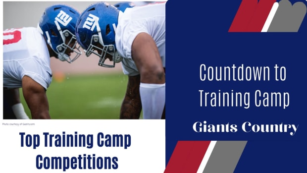 Countdown to Camp-Top Competitions
