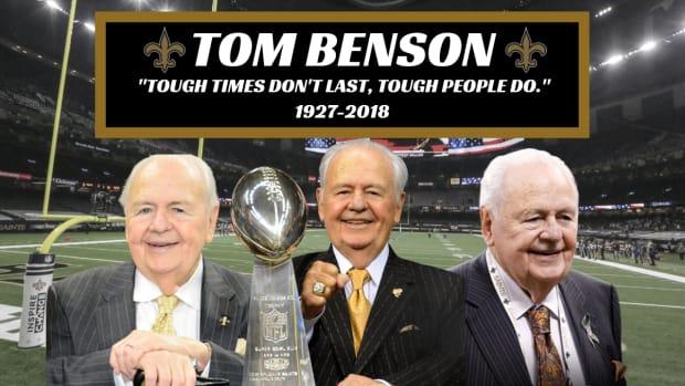 Benson Tribute